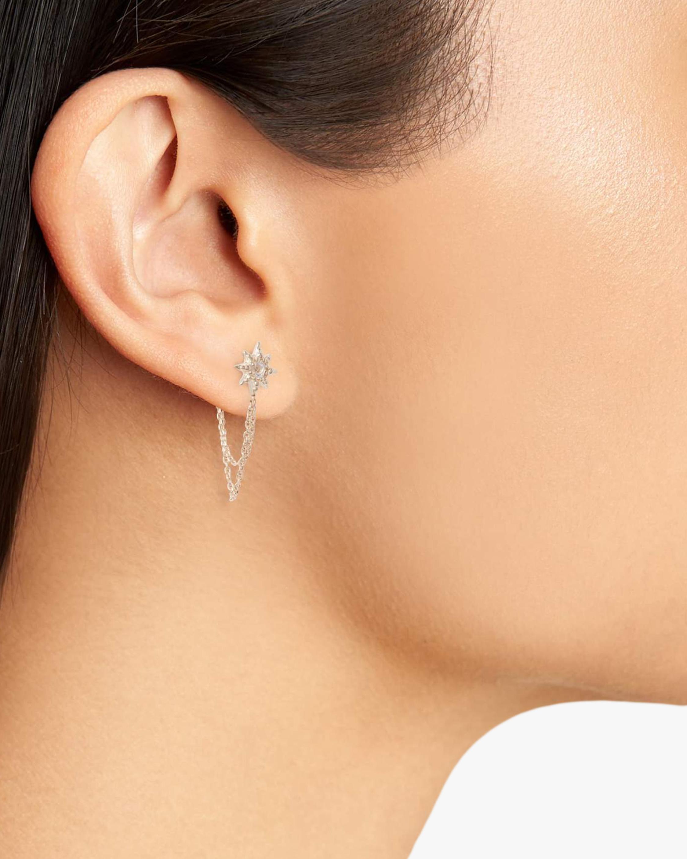 Anzie Topaz Starburst Stud Earrings 1