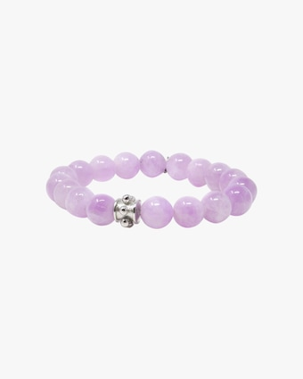 Anzie Kunzite Dew Drop Boheme Beaded Bracelet 2