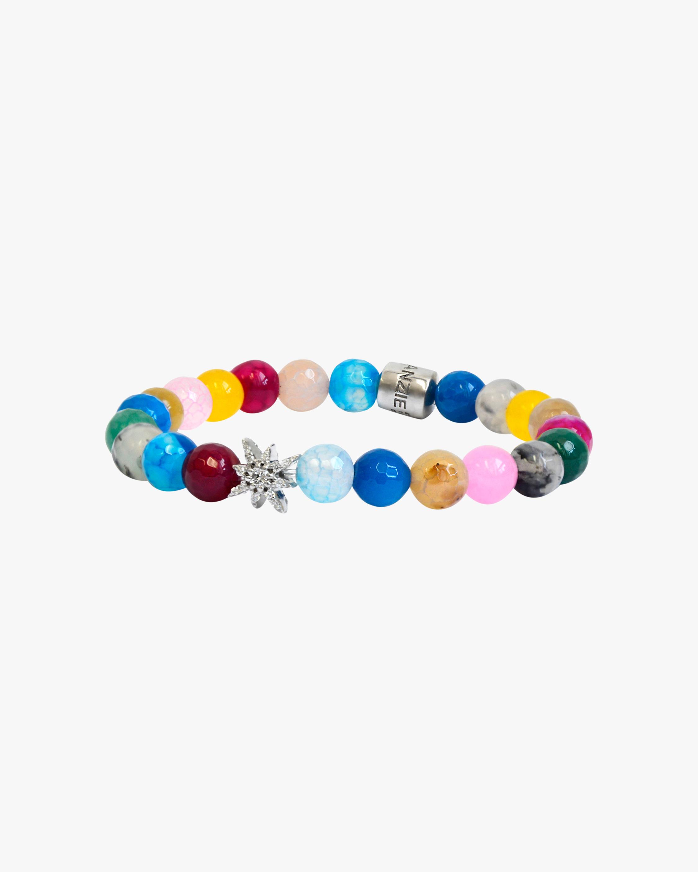 Anzie Agate & Starburst Lifesaver™ Boheme Beaded Bracelet 2