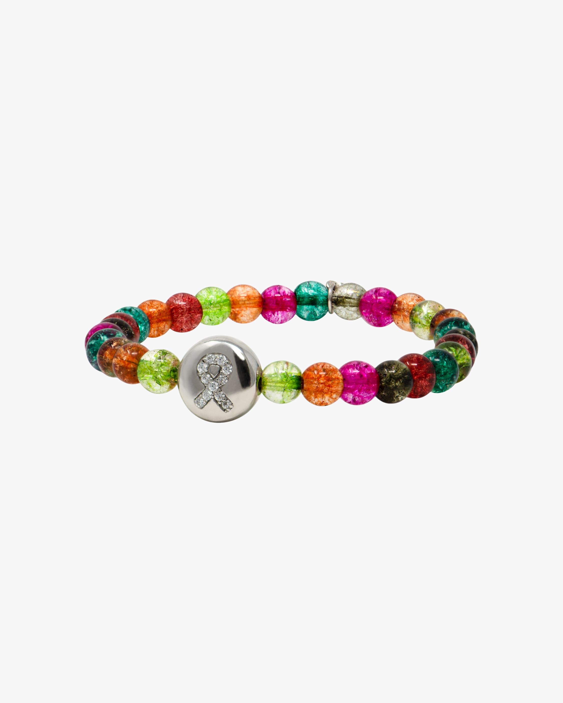 Anzie Tourmaline & Topaz Lifesaver™ Boheme Beaded Bracelet 2