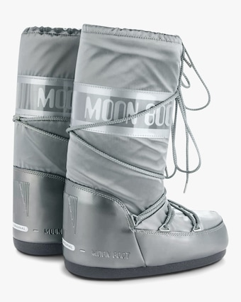 Moon Boots Silver Glance Moon Boot 2