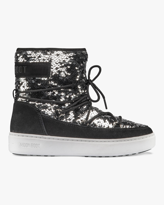 Moon Boots Black Disco Mid Moon Boot 0