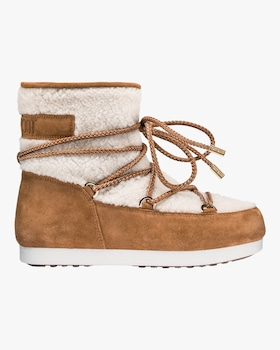 Far Side Shearling Moon Boot