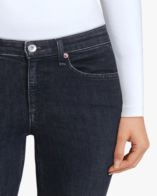 rag & bone Nina High-Rise Ankle Flare Jeans 3