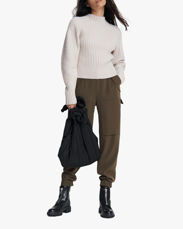 rag & bone Oakes Mock Neck Sweater 1