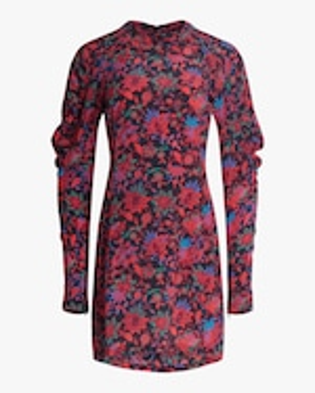 rag & bone Stephanie Floral Mini Dress 0