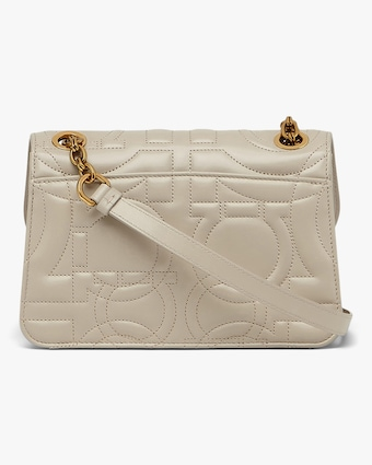 Salvatore Ferragamo Quilted Gancini Bag 2