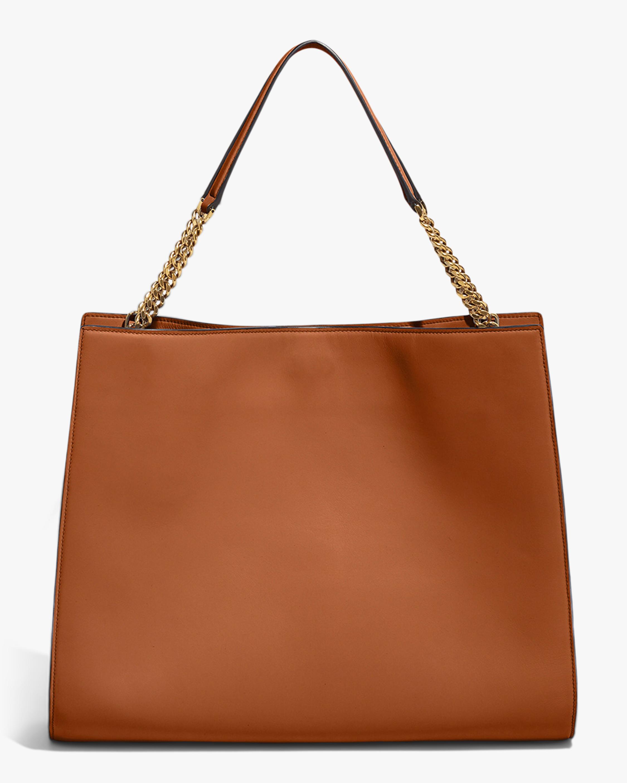 Salvatore Ferragamo Trifolio Tote Bag 1