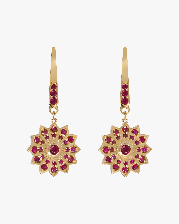 Flora Bhattachary Pushpa Tara Earrings 1
