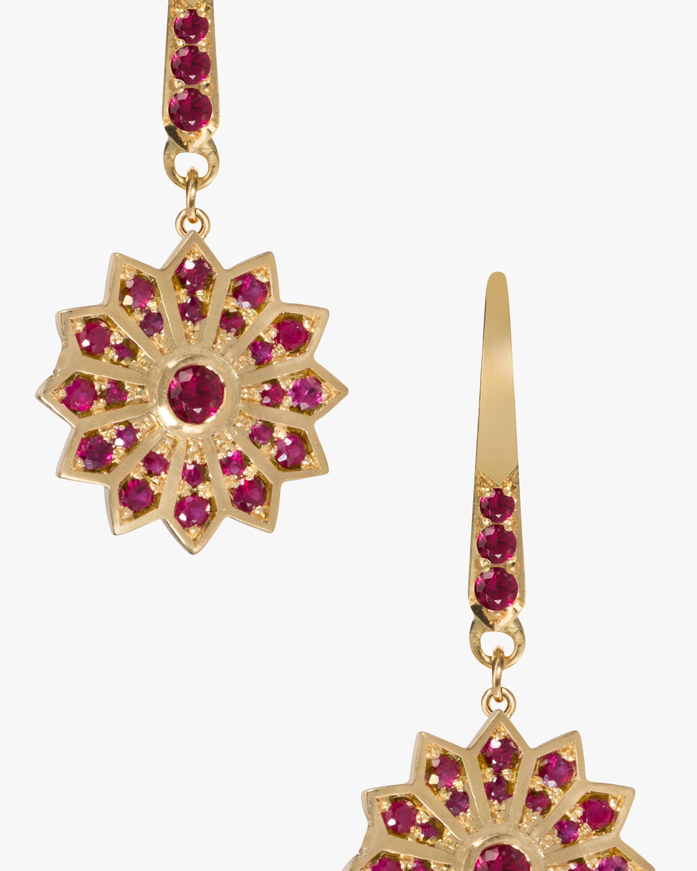Flora Bhattachary Pushpa Tara Earrings 2