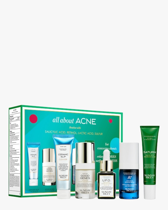Sunday Riley All About Acne Kit 0