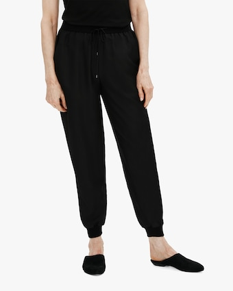 Eileen Fisher Slouch Ankle Pants 2