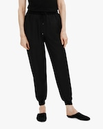 Eileen Fisher Slouch Ankle Pants 0