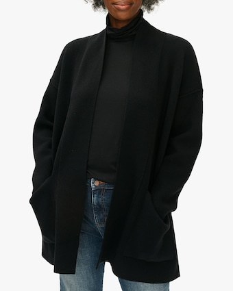 Eileen Fisher Boxy Cashmere Cardigan 2