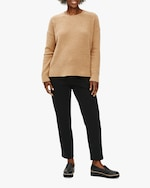 Eileen Fisher Boxy Crewneck Top 0