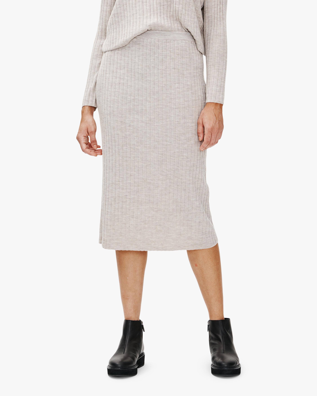 Eileen Fisher Wool Pencil Skirt 2