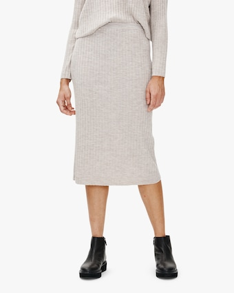 Eileen Fisher Wool Pencil Skirt 1