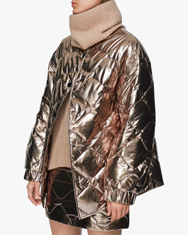 Dorothee Schumacher Mirror Shine Jacket 2