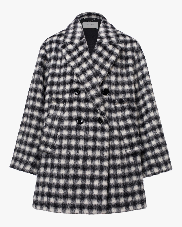 Dorothee Schumacher Luxury Check Jacket 1