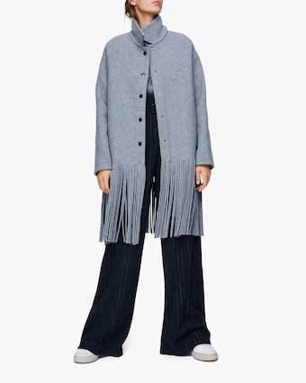 Dorothee Schumacher All About Fringe Coat 2
