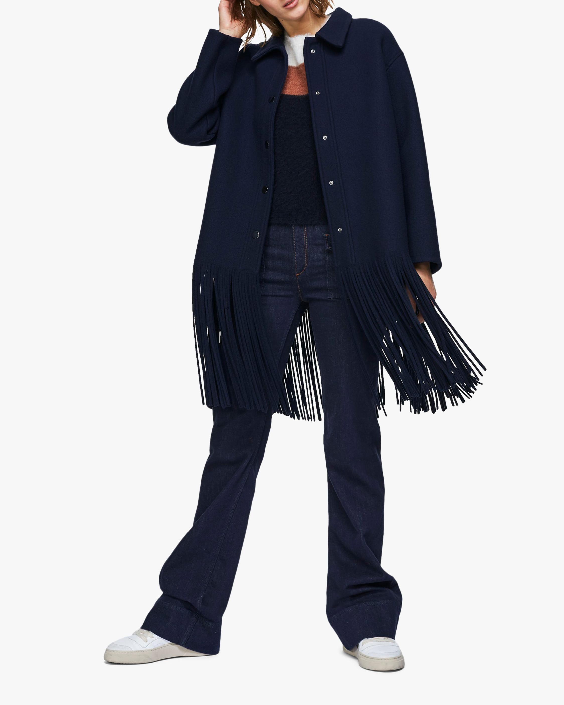 Dorothee Schumacher All About Fringe Coat 2