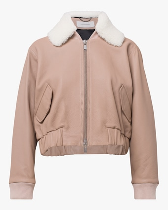Dorothee Schumacher Aviator Coolness Jacket 1