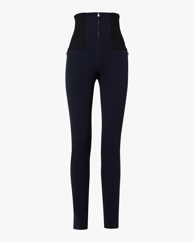 Dorothee Schumacher True Navy Technical Comfort Pants 1