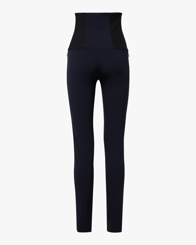 Dorothee Schumacher True Navy Technical Comfort Pants 2