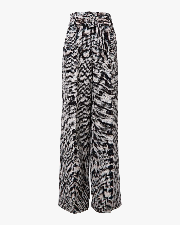 Dorothee Schumacher Checked Comfort Pants 0