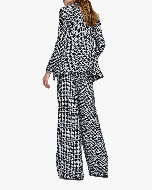 Dorothee Schumacher Checked Comfort Pants 3
