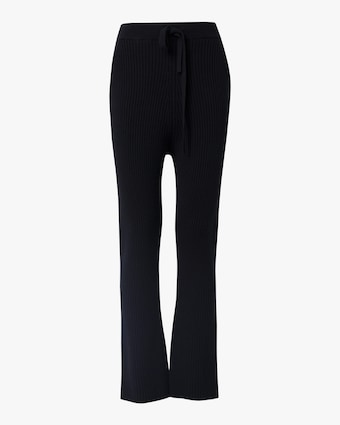 Dorothee Schumacher Deconstructed Ribbed Pants 1