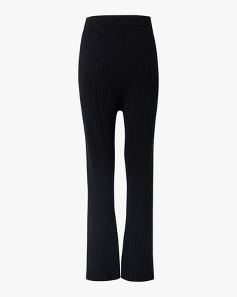 Dorothee Schumacher Deconstructed Ribbed Pants 2