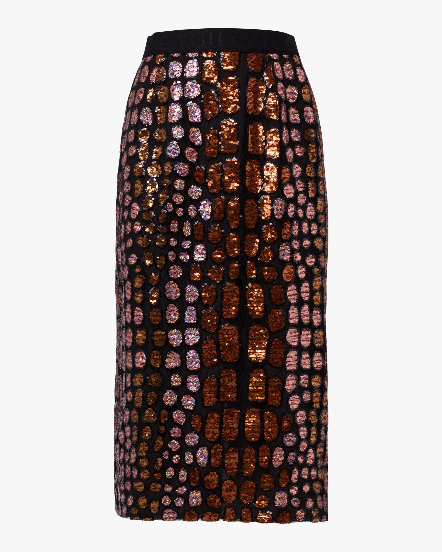 Dorothee Schumacher Sequin Fantasy Skirt 0