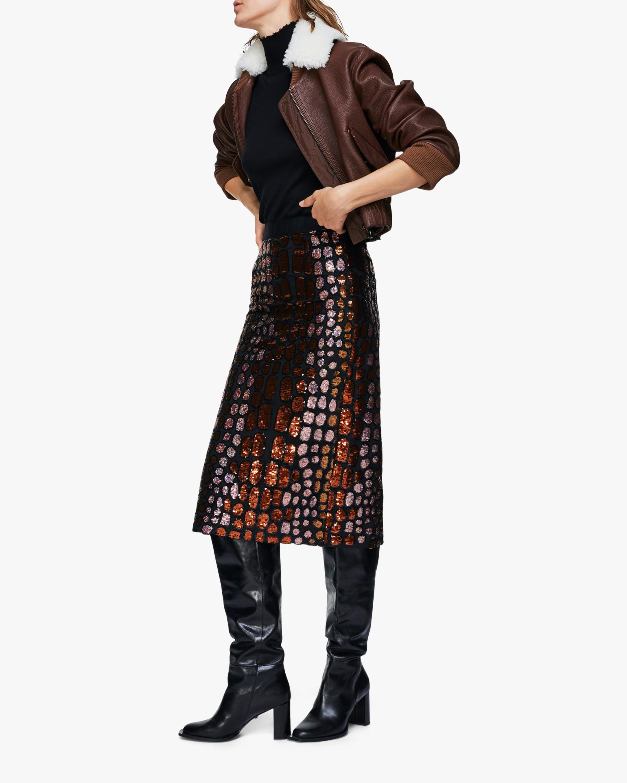 Dorothee Schumacher Sequin Fantasy Skirt 1