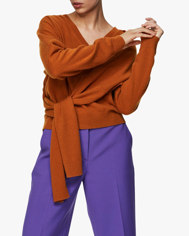 Dorothee Schumacher Deconstructed Gathered-Waist Sweater 2
