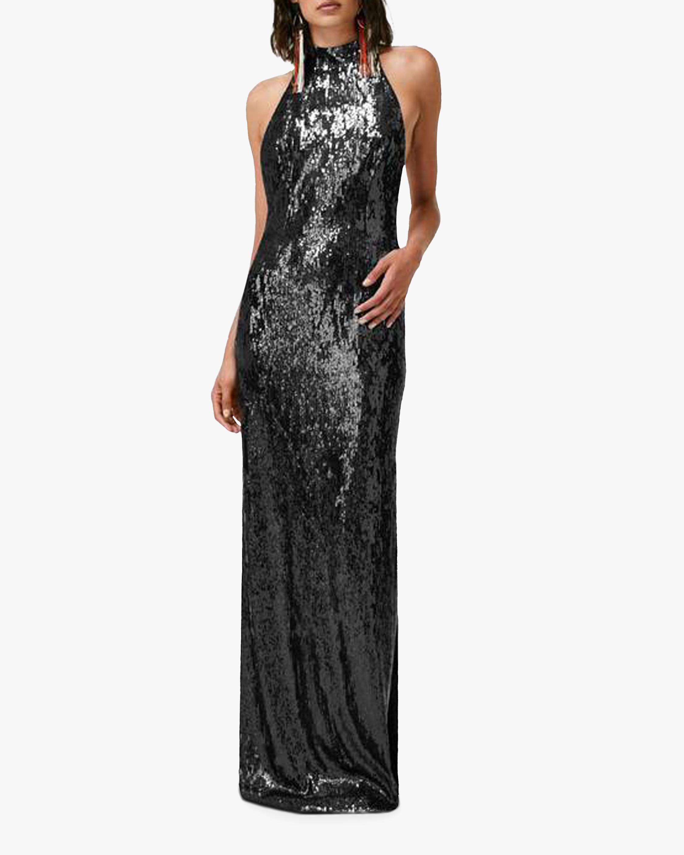 Galvan Oceana Dress 0