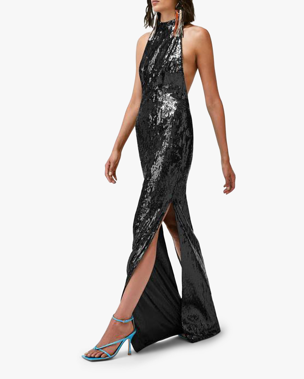 Galvan Oceana Dress 1
