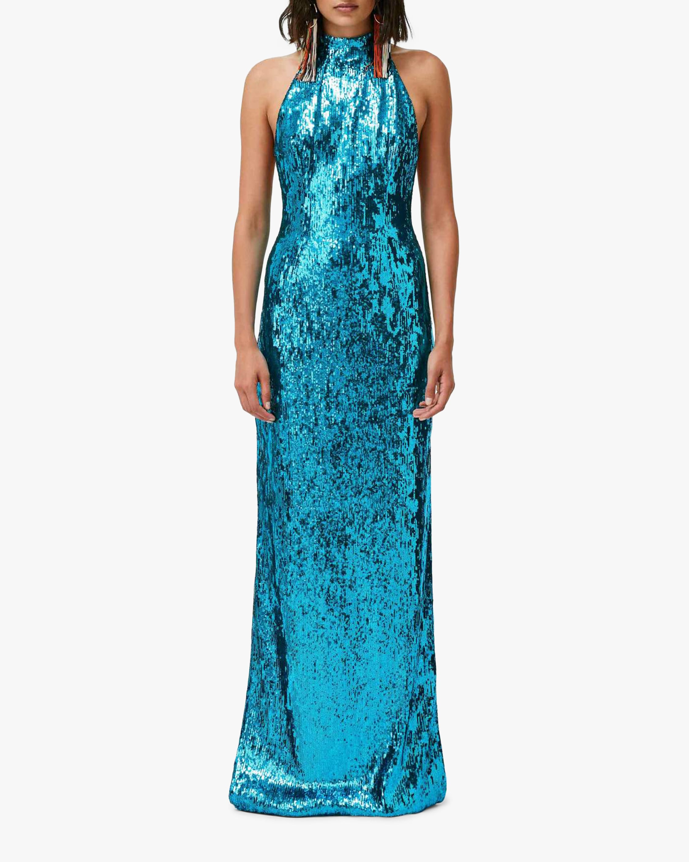 Galvan OCEANA DRESS