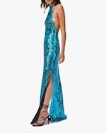 Galvan Oceana Dress 1