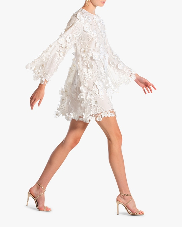 Mestiza Flora Mini Dress 0