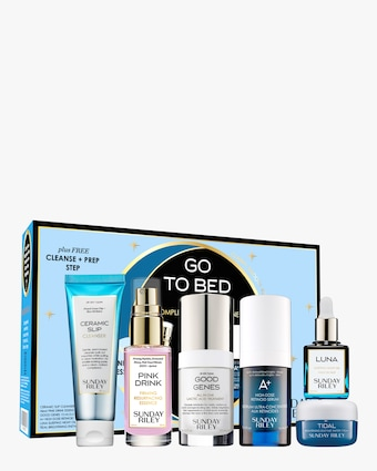 Sunday Riley Go To Bed With Me Complete Anti-Aging Night Routine 1