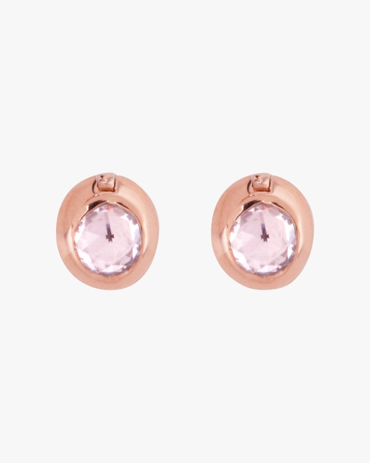 Marie Mas Swinging Round Stud Earrings 1