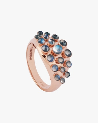 Marie Mas Moonlight Queen Wave Ring 1