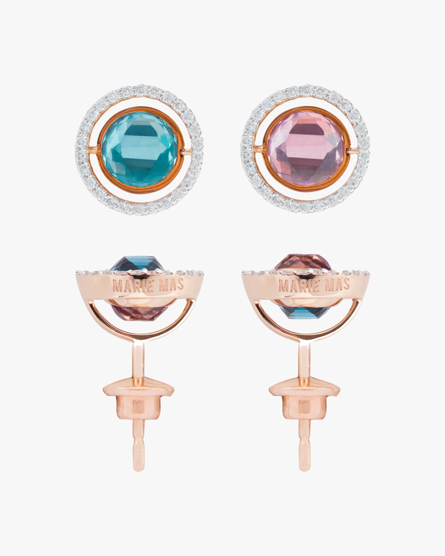 Marie Mas Swiveling Stud Earrings 1