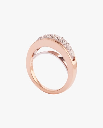 Marie Mas Ripple Wave Ring 1