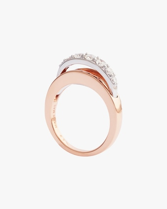 Marie Mas Ripple Wave Ring 2