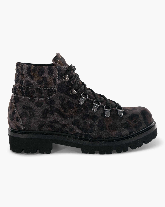 Montelliana Anabel Wool Leopard Boot 0