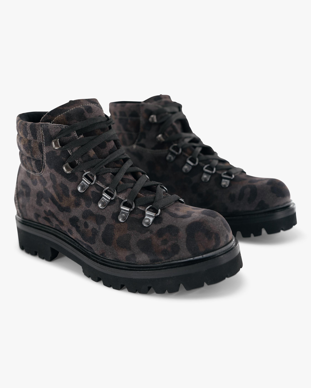 Montelliana Anabel Wool Leopard Boot 1