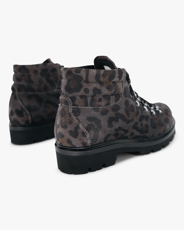 Montelliana Anabel Wool Leopard Boot 2