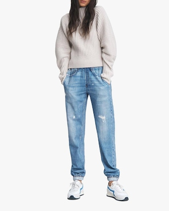rag & bone Miramar Relaxed Denim Sweatpant Joggers 2